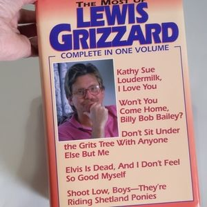 Lewis Grizzard book